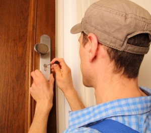 Locksmith near door